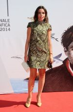 ELOIDE BOUCHEZ at Reality Premiere in Venice