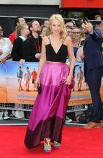 EMILY BERRINGTON at The Inbetweeners 2 Premiere in London
