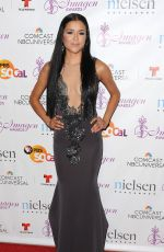 EMILY RIOS at 2014 Imagen Awards in Beverly Hills
