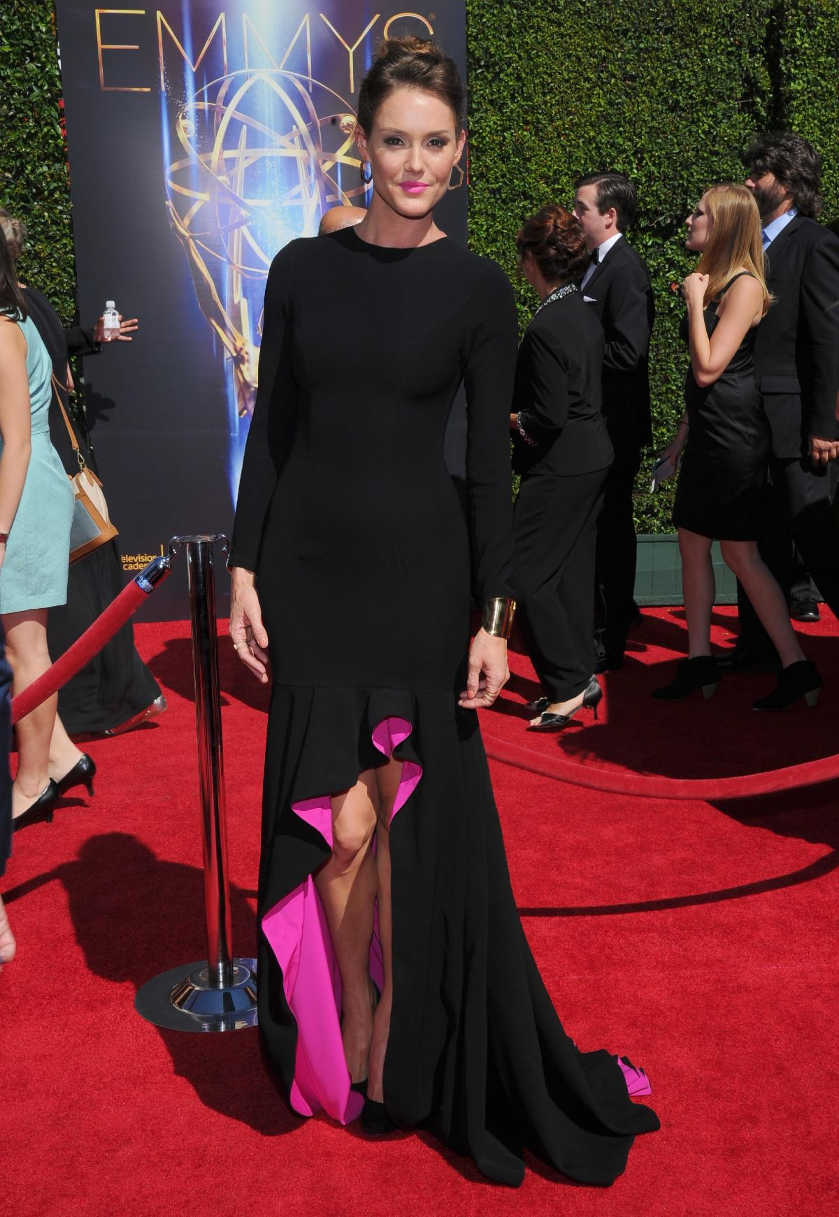 ERRIN HAYES at 2014 Creative Arts Emmy Awards in Los Angeles