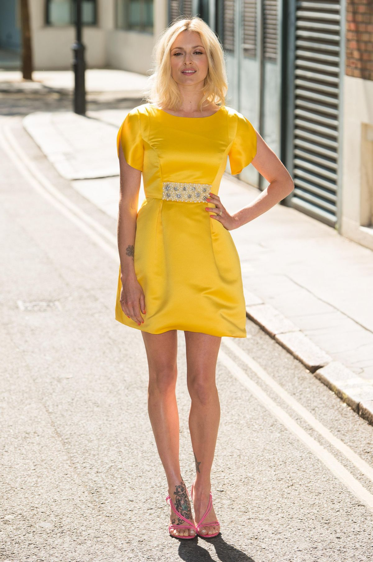 FEARNE COTTON at A/W14 Fashion Collection for very.co.uk - HawtCelebs