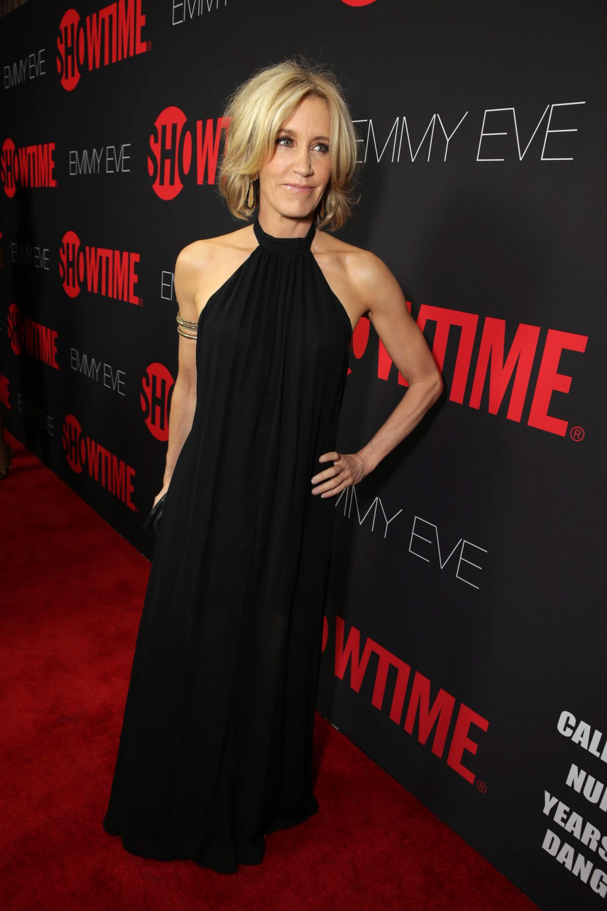 FELICITY HUFFMAN at Showtime's Emmy Eve Soire - HawtCelebs ... Emmy Eve