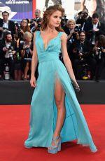 GIULIA ELETTRA GORIETTI at Birdman Premiere at 2014 Venice Film Festival