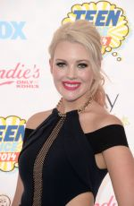 HAILET REESE at Teen Choice Awards 2014 in Los Angeles