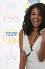 HALEY RAMM at Teen Choice Awards 2014 in Los Angeles