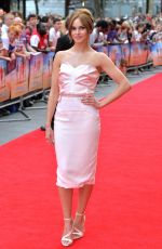 HANNAH TOINTON at The Inbetweeners 2 Premiere in London