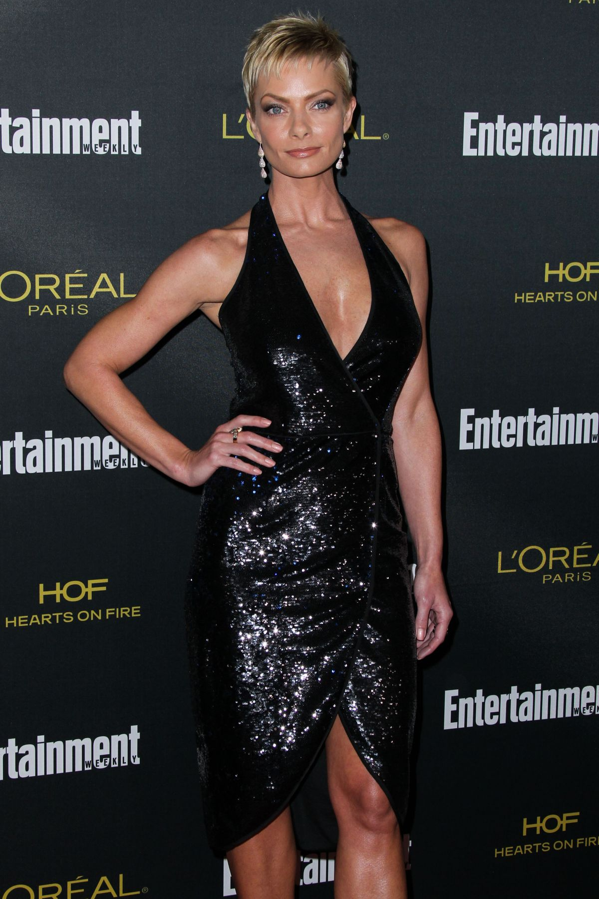 JAIME PRESSLY at Entertainment Weekly's Pre-emmy Party