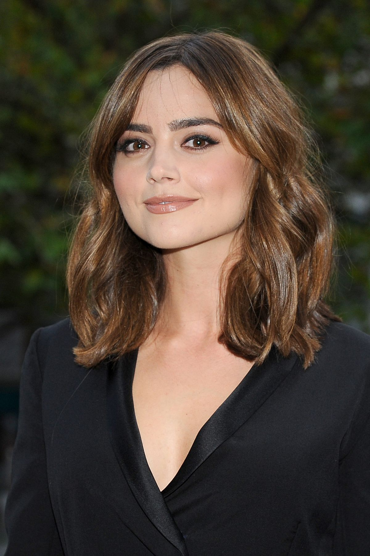 JENNA LOUISE COLEMAN at Dr Who Xcreening at Leicester Square