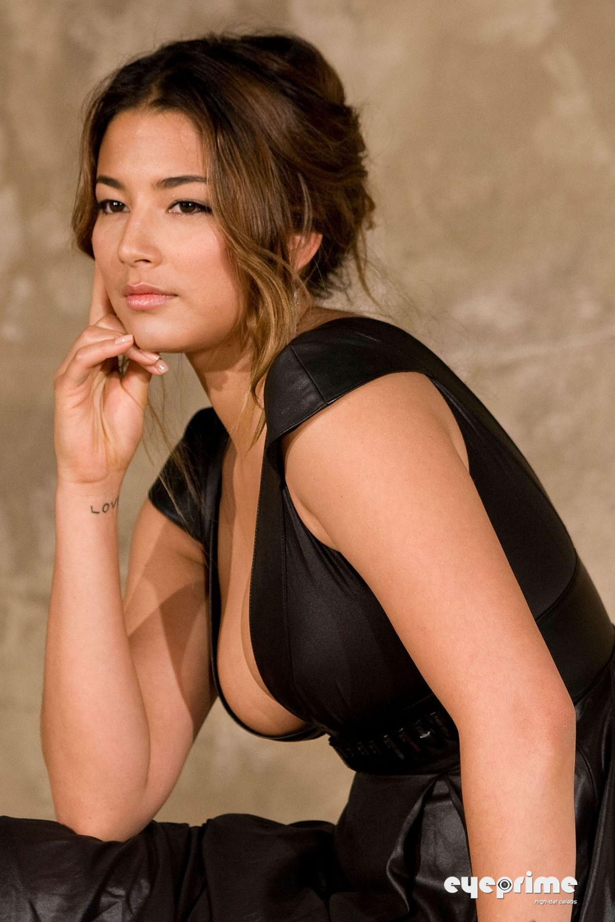 Jessica Gomes At A Photoshoot In Seoul Hawtcelebs