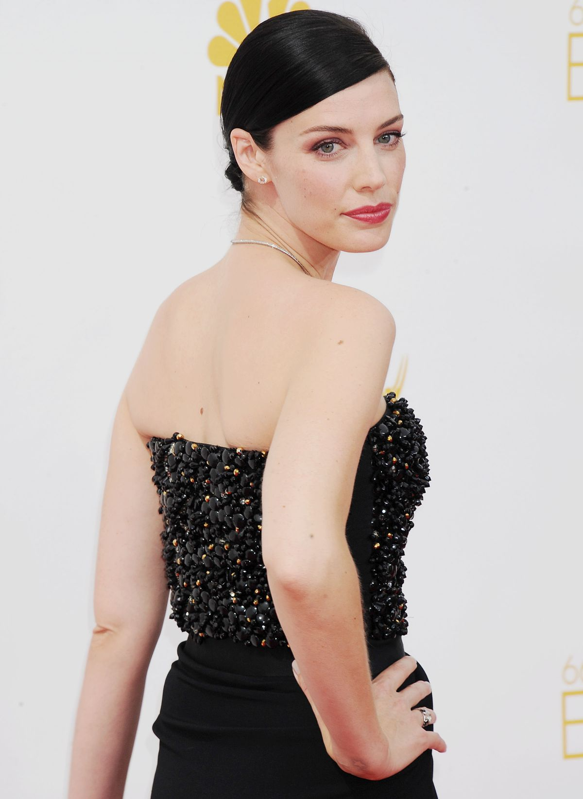 JESSICA PARE at 2014 Emmy Awards