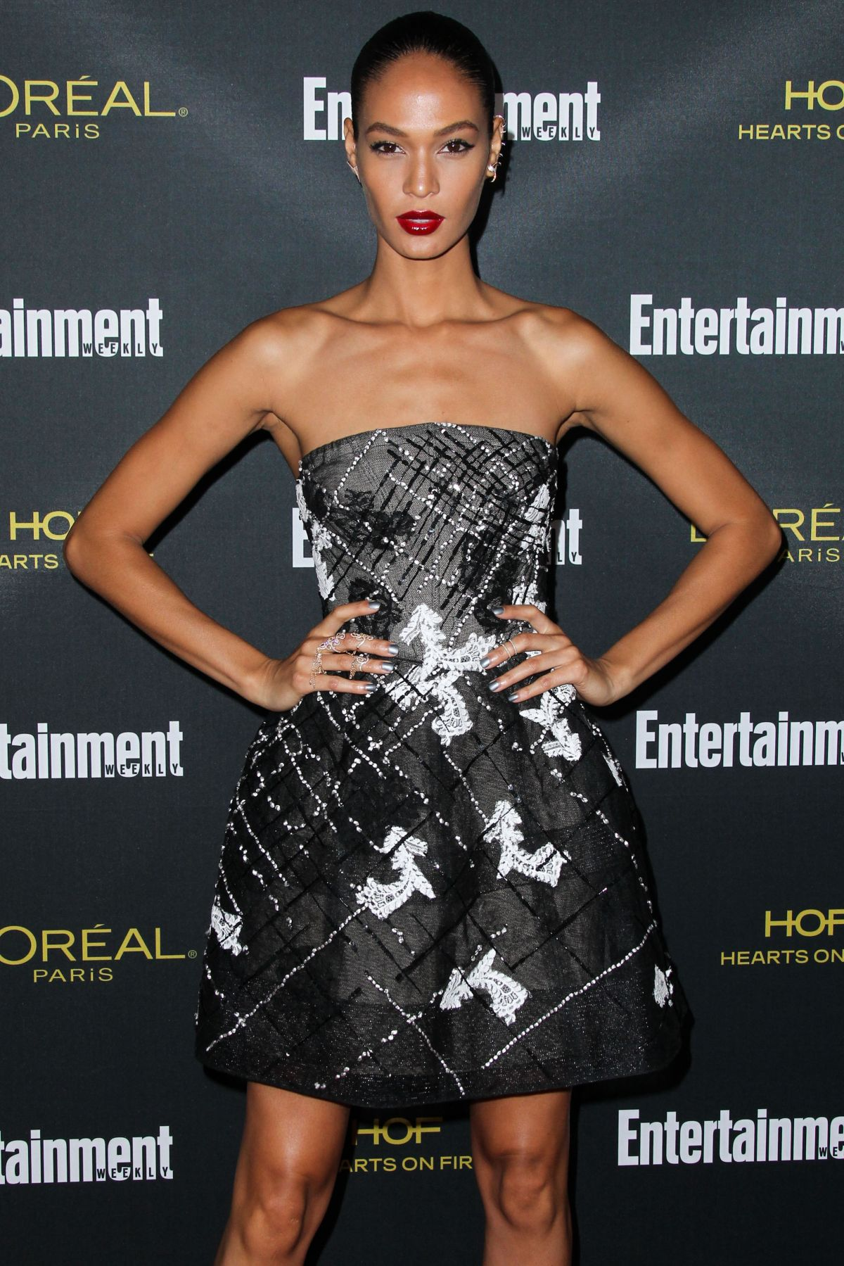 JOAN SMALLS at Entertainment Weekly's Pre-emmy Party