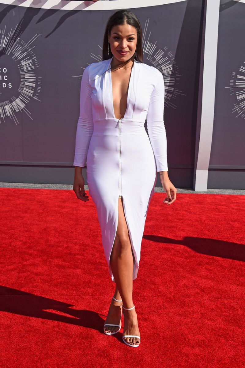 JORDIN SPARKS at 2014 MTV Video Music Awards - HawtCelebs - HawtCelebs