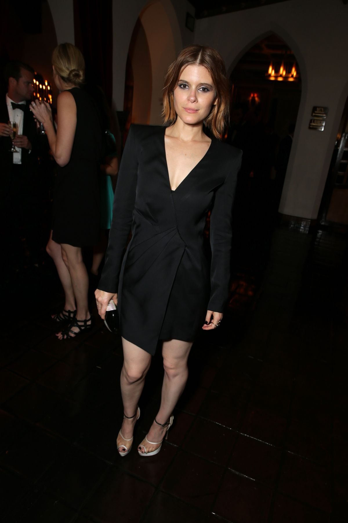 KATE MARA at Netflix Emmy After Party