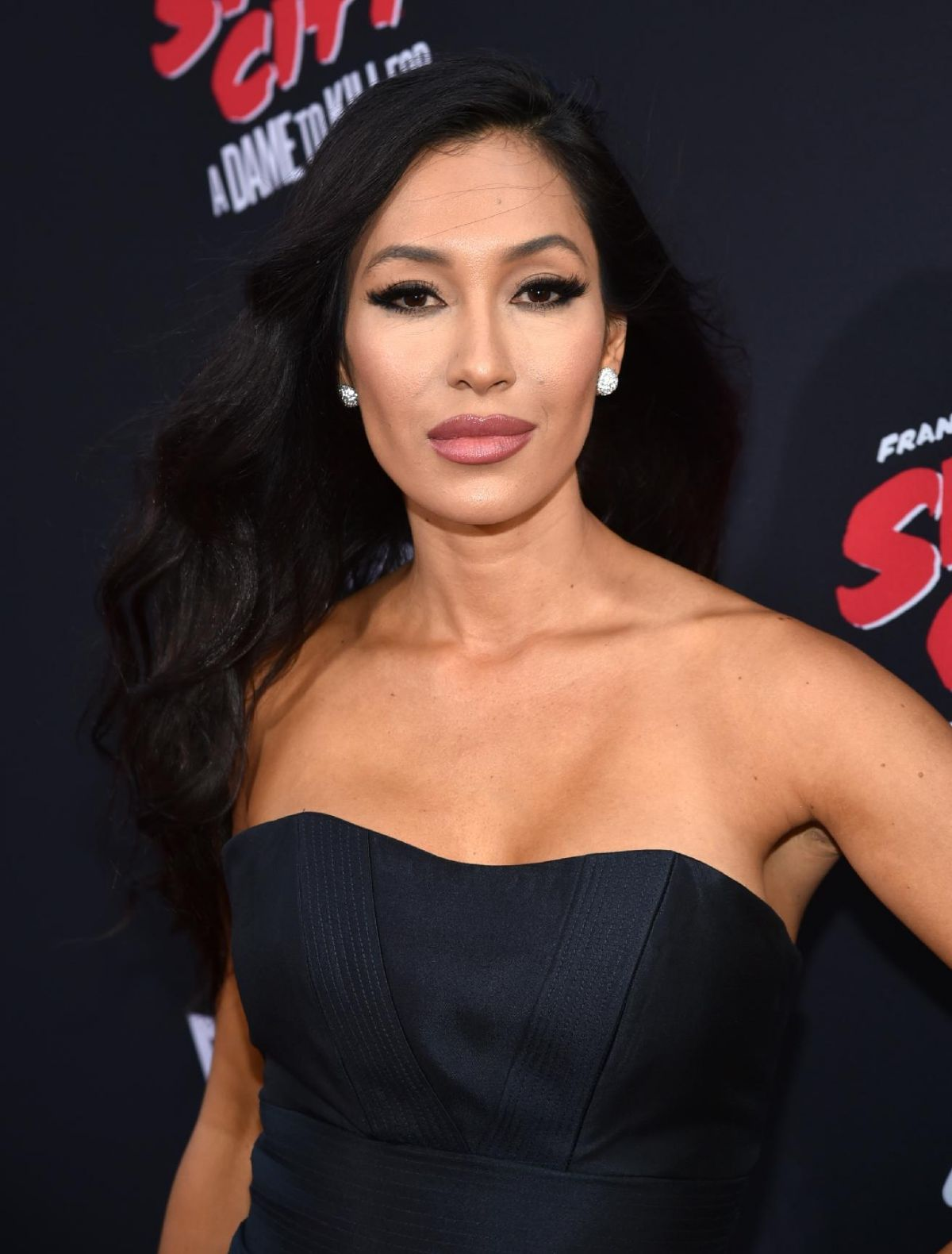KEA HO at Sin City: A Dame To Kill For Premiere in Los Angeles