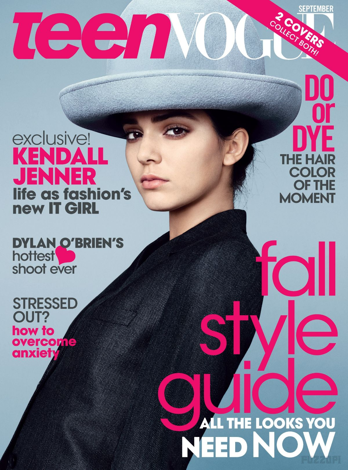 Lea Michele Teen Vogue March 2014