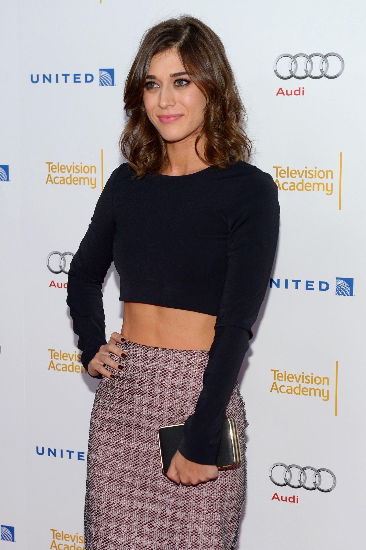 LIZZY CAPLAN at Emmy Awards Performers Nominee Reception