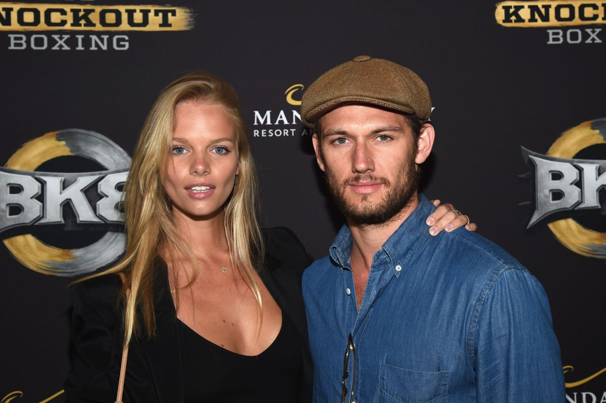 MARLOES HORST at Big Knockout Boxing Inaugural Event in Las Vegas