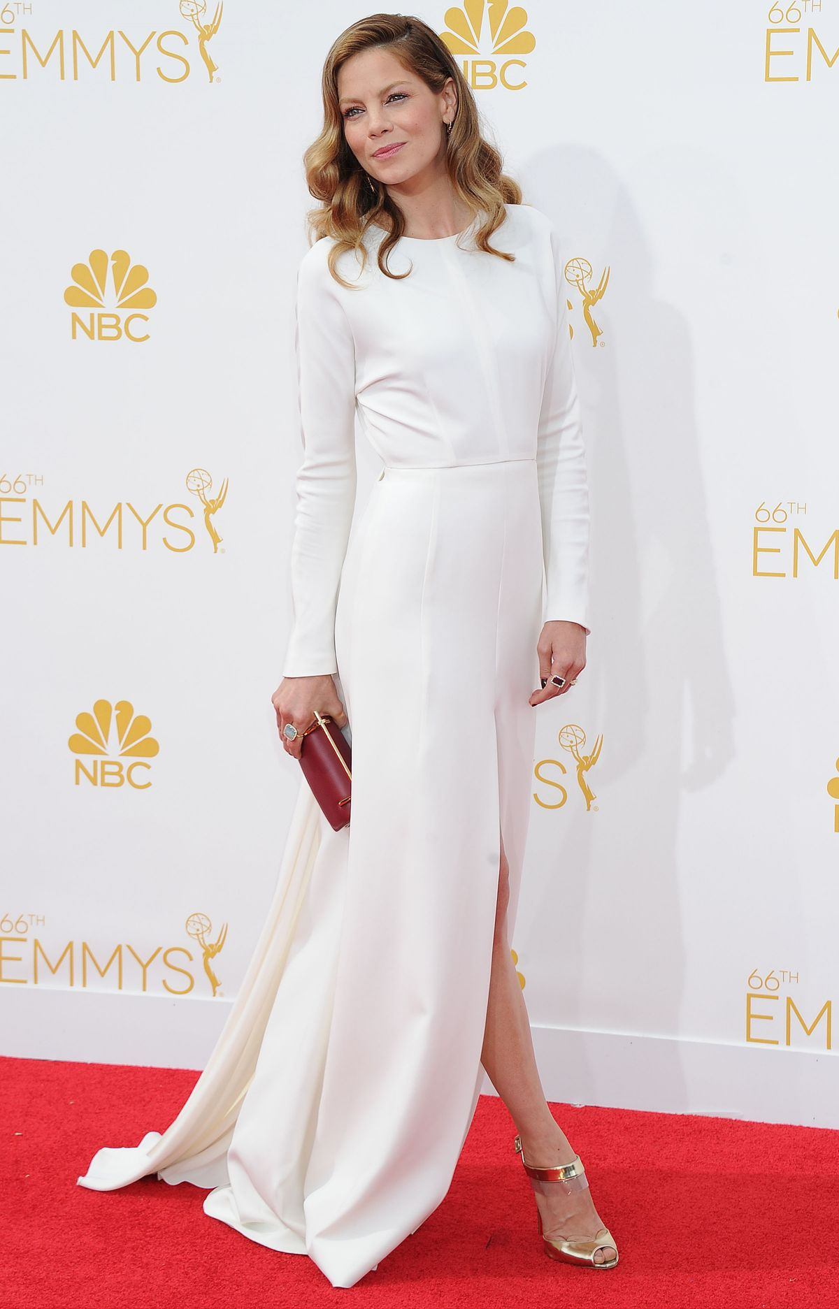 MICHELLE MONAGHAN at 2014 Emmy Awards