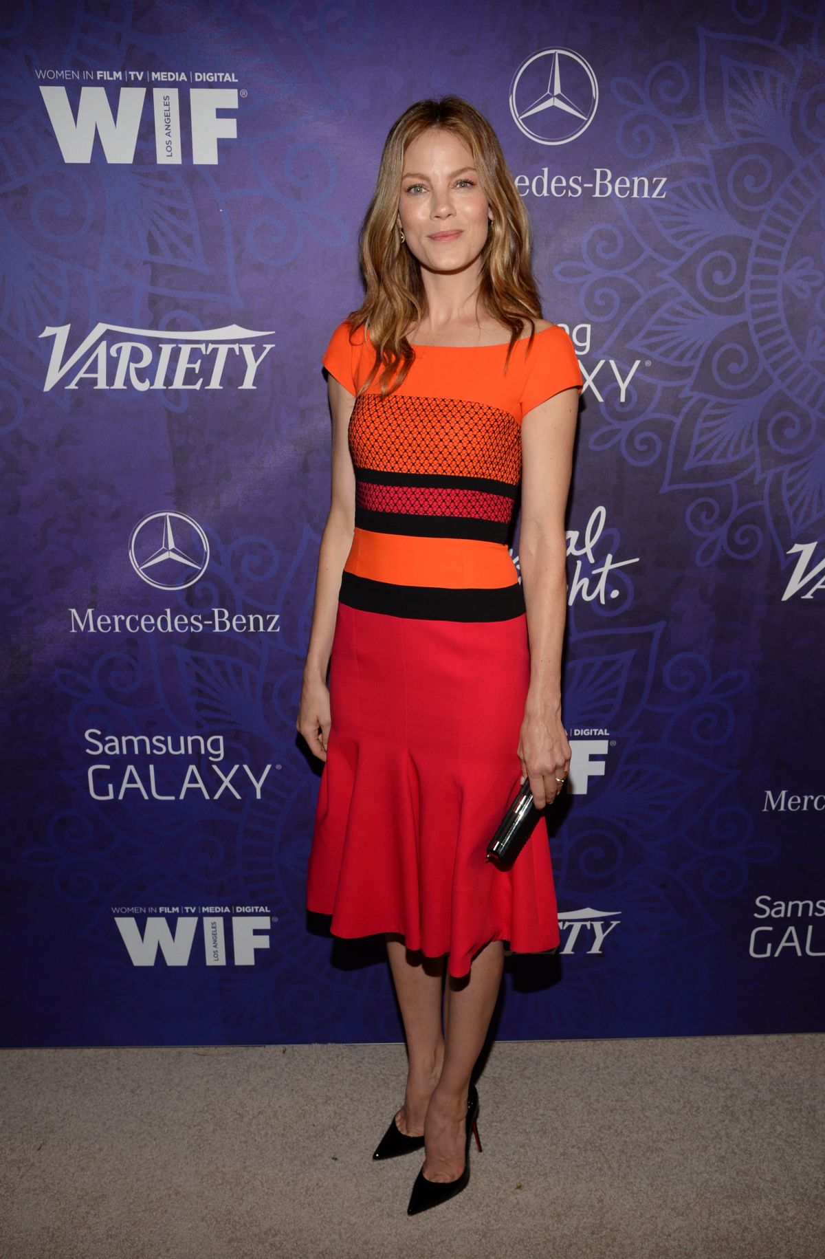MICHELLE MONAGHAN at Variety and Women in Film Emmy Nominee Celebration