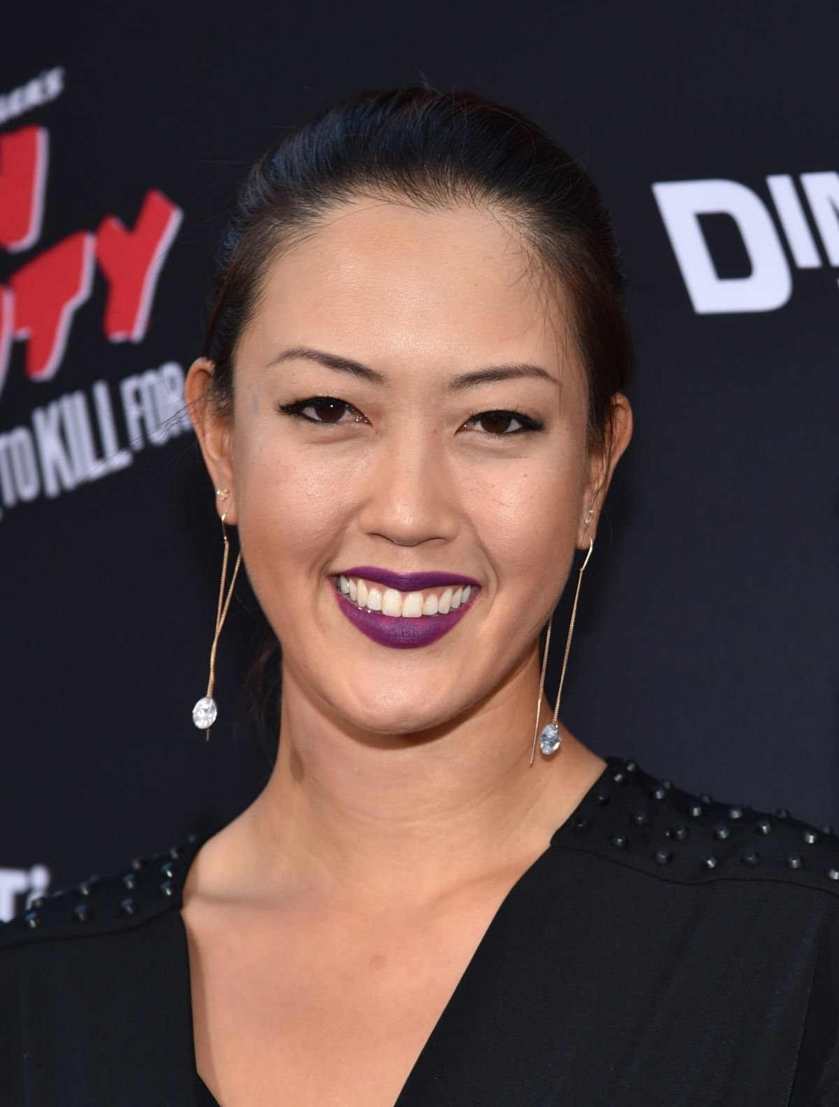 MICHELLE WIE at Sin City: A Dame To Kill For Premiere in Los Angeles