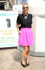 MOLLY SIMS at Sodastream #rethinkyourdrink Event in New York