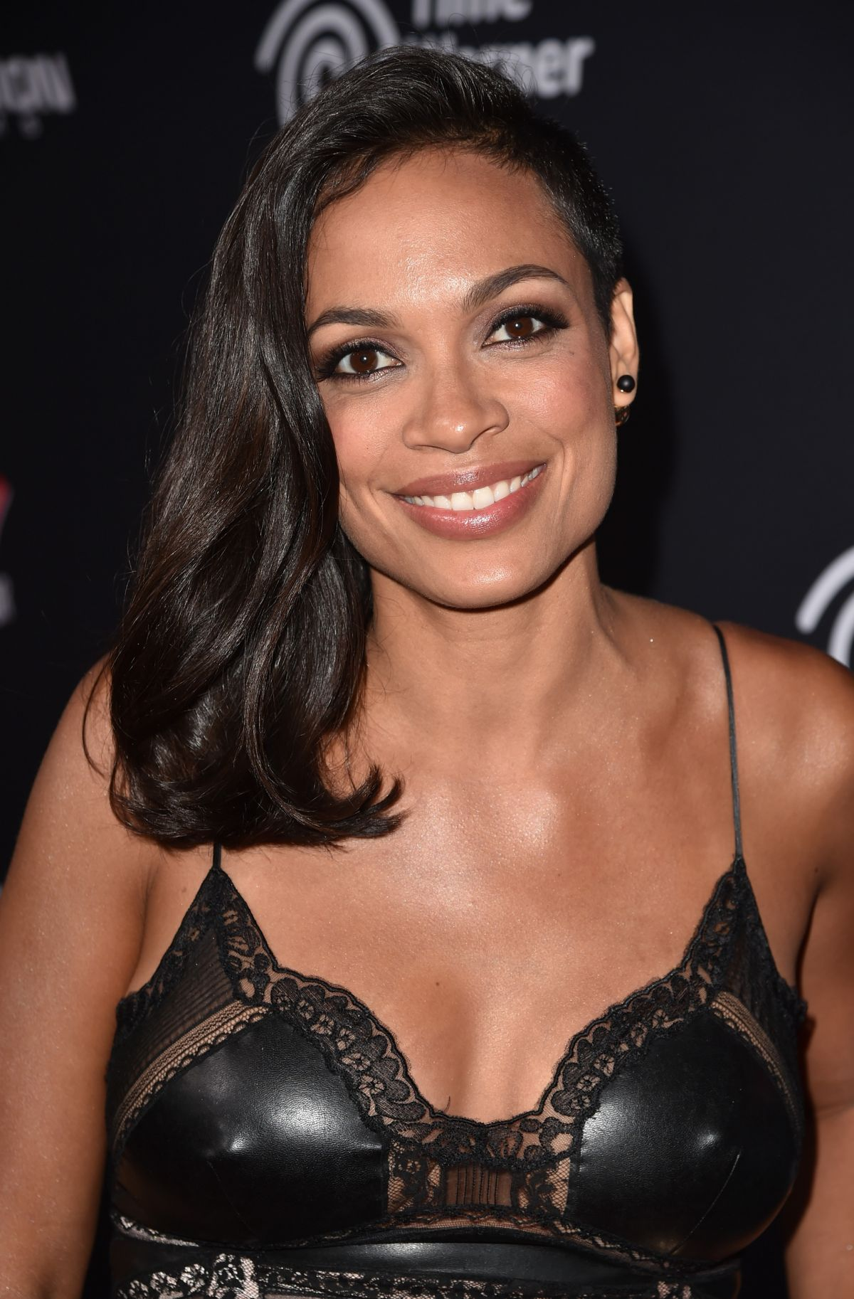 ROSARIO DAWSON at Sin City: A Dame To Kill For Premiere in Los Angeles ...
