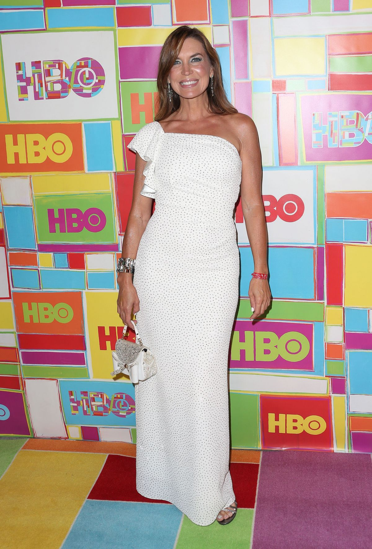 SANDRA VIDAL at HBO's Emmy After Party