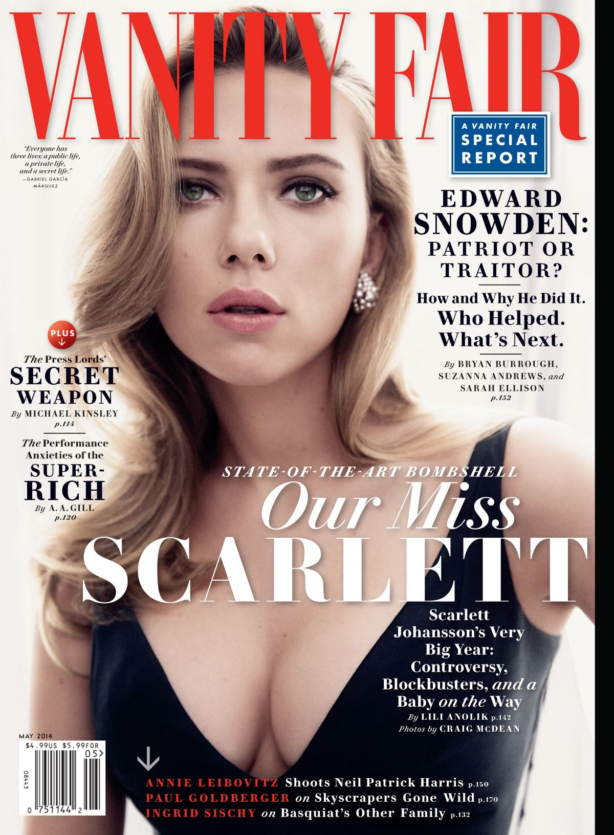 johansson in vanity fair magazine may 2014 issue hawtcelebs hawtcelebs