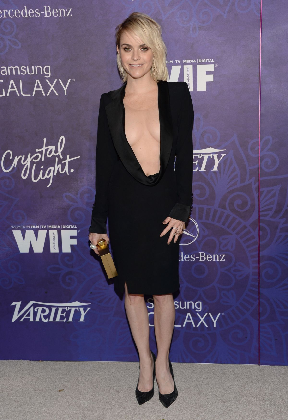 TARYN MANNING at Variety and Women in Film Emmy Nominee Celebration