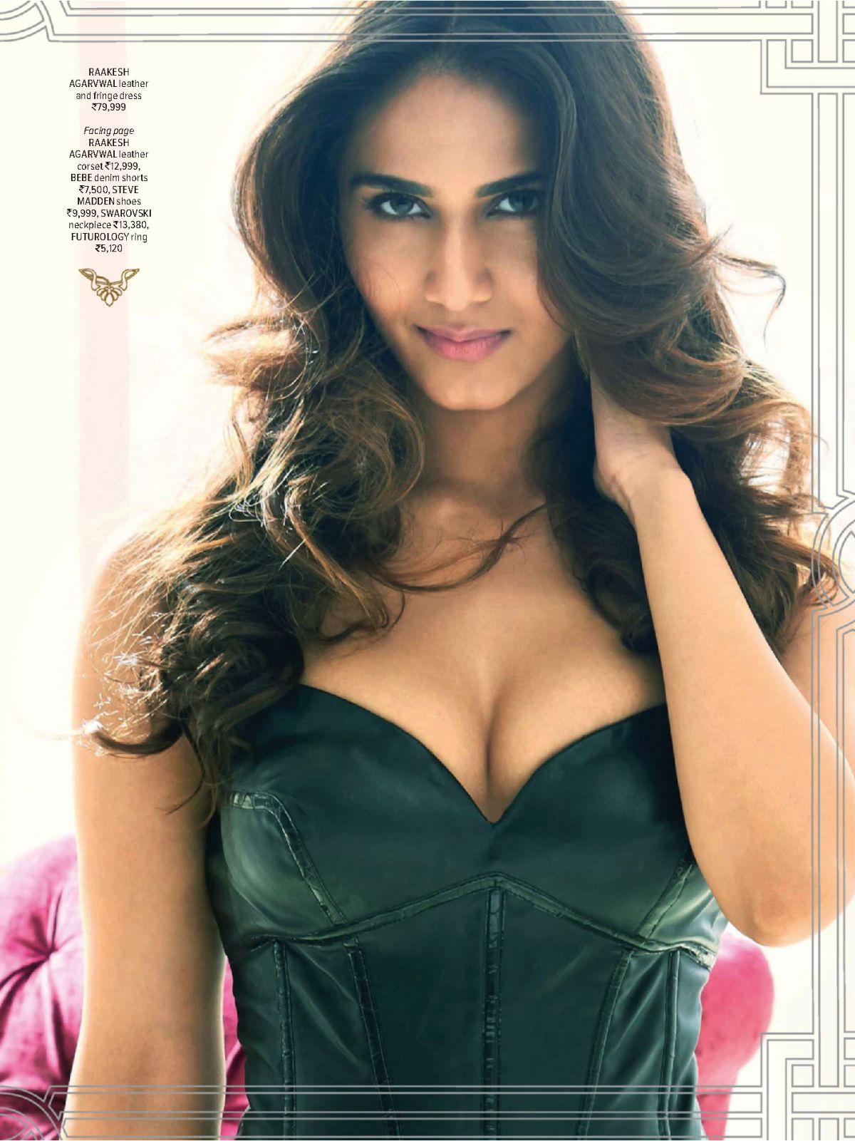 VAANI KAPOOR in Maxim Magazine, India August 2014 Issue