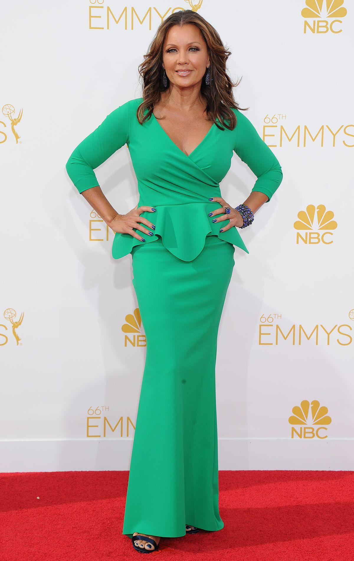 VANESSA WILLIAMS at 2014 Emmy Awards