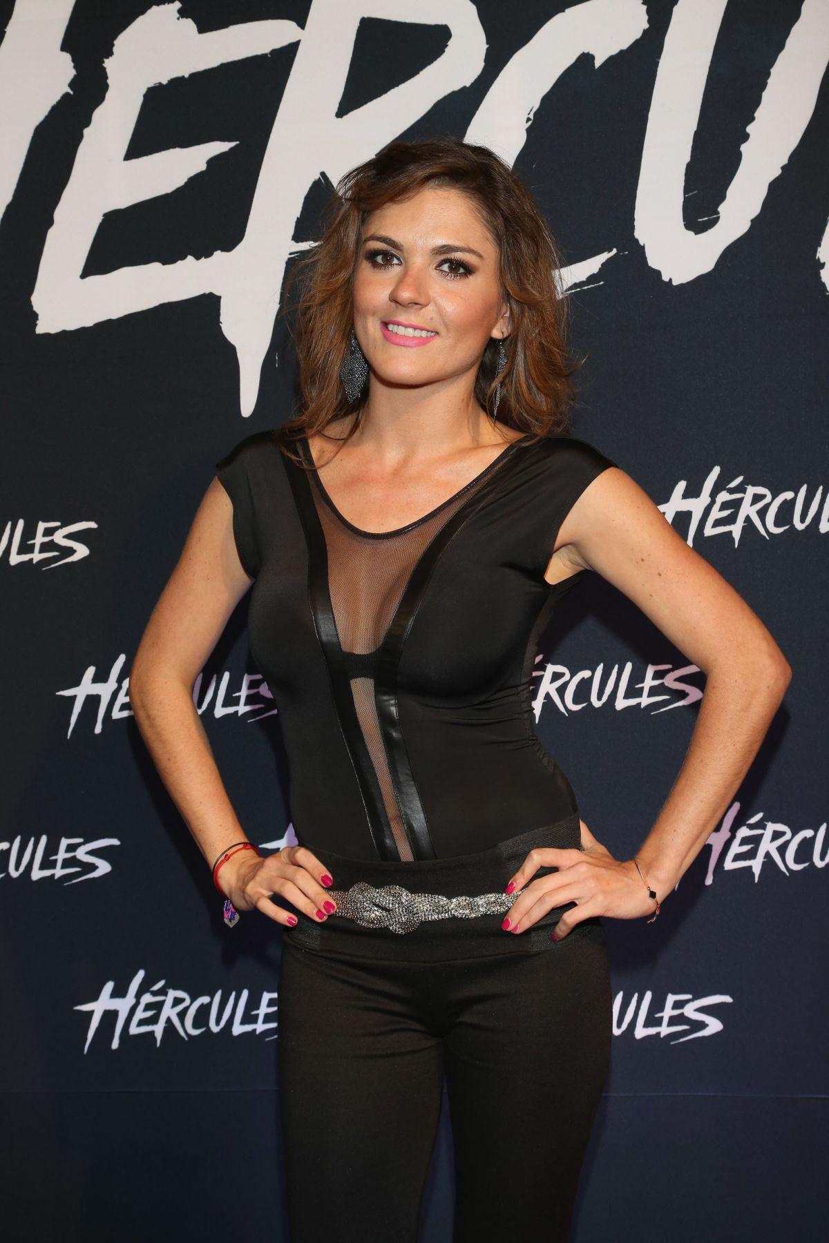 ZORIADA GOMEZ at Hercules Premiere in Mexico City