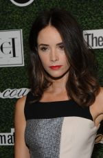 ABIGAIL SPENCER at Couture Council Awards 2014 in New York