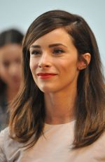 ABIGAIL SPENCER at Creatures of the Wind Fashion Show