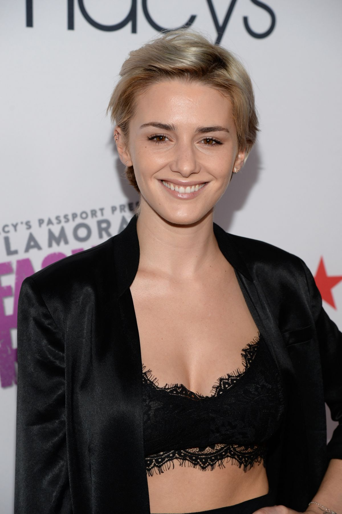 Addison timlin at glamorama fashion rocks event in los for Emily addison nyc