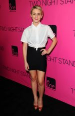 ADDISON TIMLIN at Two Night Stand Screening in Hollywood