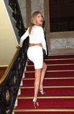 AISLEYNE HORGAN WALLACE at National Reality TV Awards in London