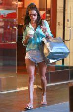 ALESSANDRA AMBROSIO Out Shopping in Santa Monica 0209