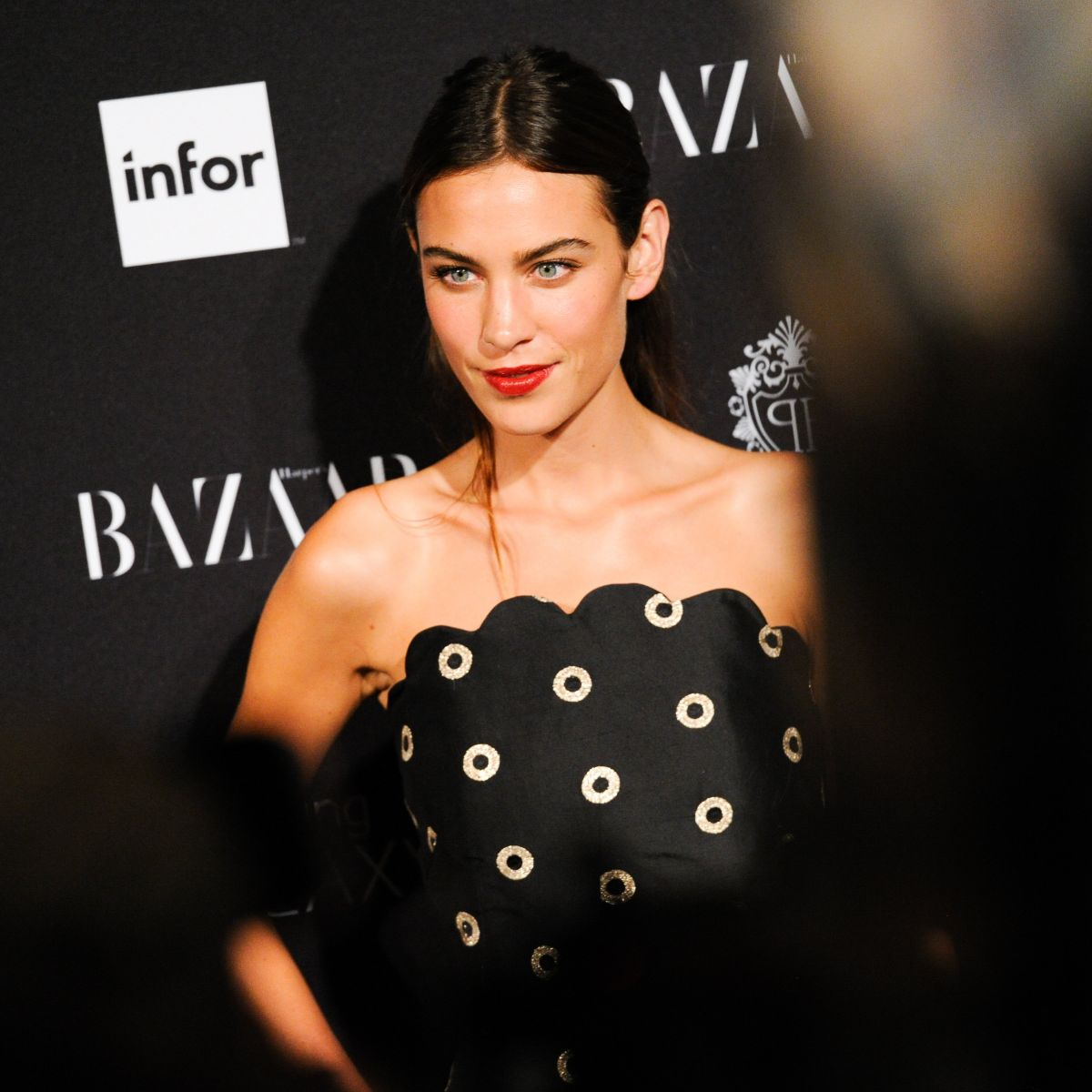 At harper's bazaar celebrates icons by carine roitfeld in new york