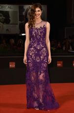 ALEXANDRA DADDARIO at Burying the Ex Premiere in Venice