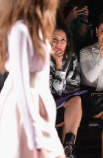 ALEXANDRA DADDARIO at Marissa Webb Fashion Show in New York