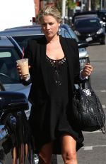 ALI LARTER Out and About in West Hollywood 2409