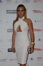 AMANDA HARRINGTON at One Night in Istanbul Premiere in Liverpool