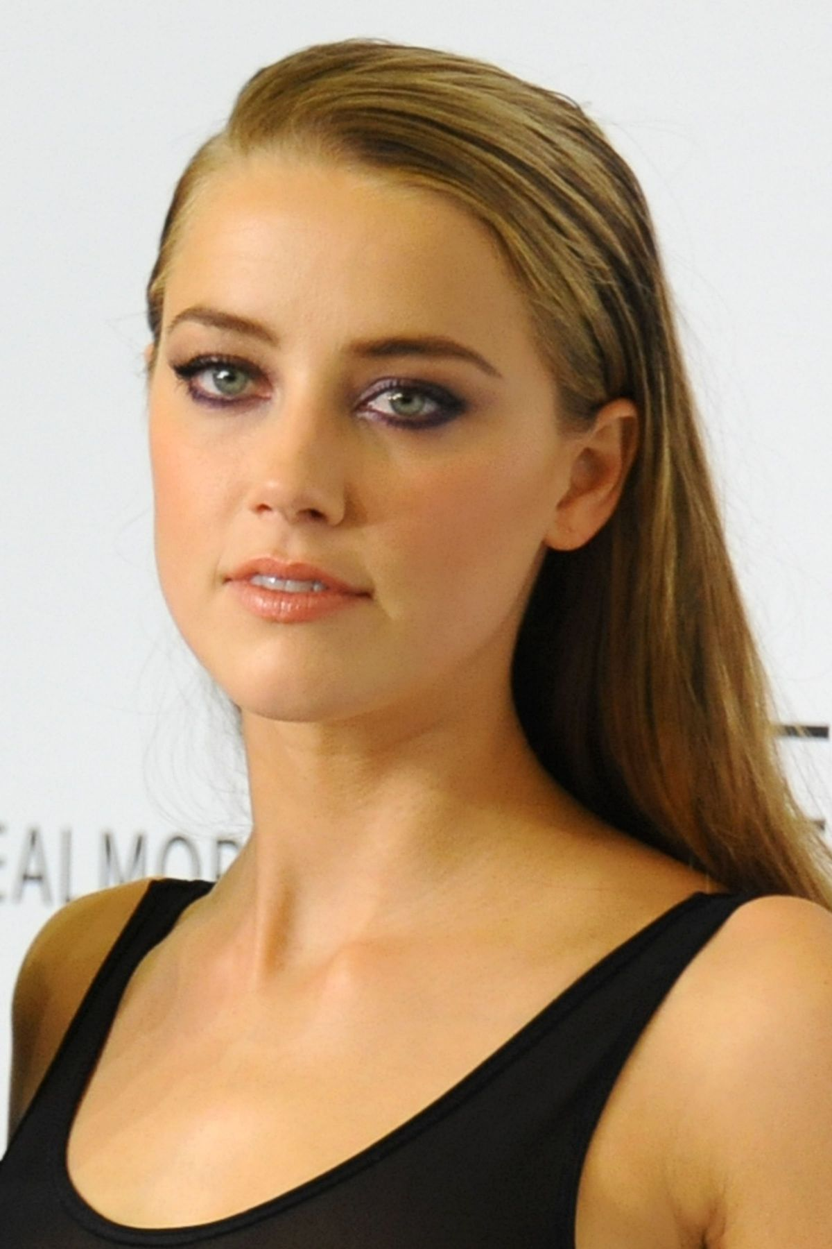 AMBER HEARD at Reveal ...