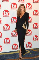 AMY WILLERTON at TV Choice Awards 2014 in London