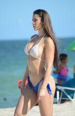 ANAIS ZANOTTI in Bikini on the Beach in Miami 0209