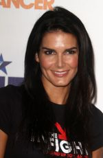 ANGIE HARMON at Stand Up 2 Cancer Live Benefit in Hollywood