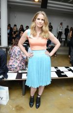 ANNA CHLUMSKY at Made Fashion Week Presents: Lexus Lounge in New York