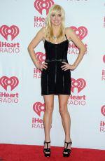 ANNA FARIS at 2014 Iheartradio Music Festival in Las Vegas