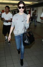 ANNA KENDRICK Arrives at Los Angeles International Airport 1209